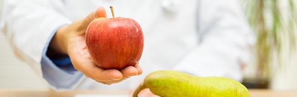 Een gebrek aan fruit is geassocieerd met een hogere bloeddruk