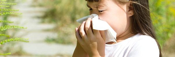 Meervoudig onverzadigde bloedvetten worden in verband gebracht met een verhoogd risico op allergiën bij jonge kinderen.
