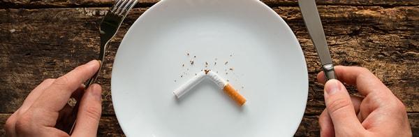 La prise de poids qui survient volontiers après l'arrêt du tabac reste largement inexpliquée.